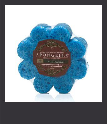 Spugna Spongelle dosata per 10+ lavaggi al profumo di Muschio e Agrumi
