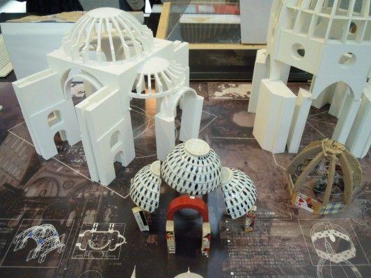 丸ビル・マルキューブで「アーキニアリング・デザイン展2011」を観た!の画像 | とんとん・にっき