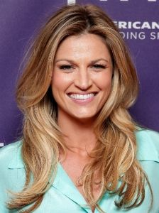 Erin Andrews Long Layered Hairstyle