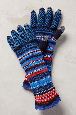 #anthrofave: Winterwear Favorites (Texting Gloves, Hats, Legwarmers, Scarves, and More)