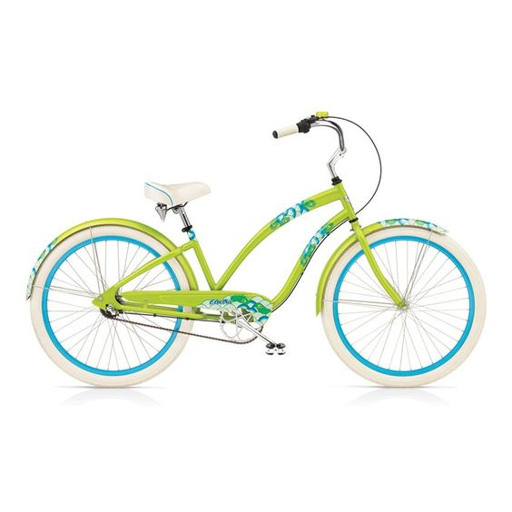Electra Peacock 3i Cruiser Bike