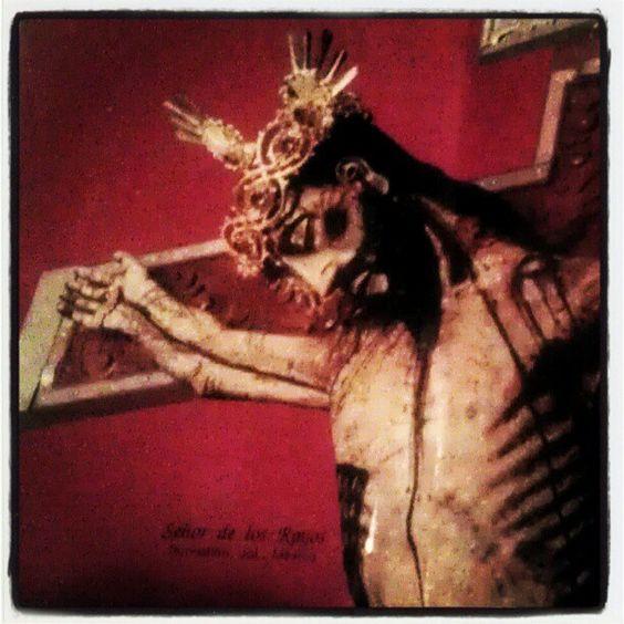 Senor De Los Rayos, Lord of Lighting by salbreceda