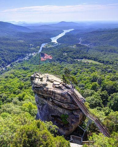 North Carolina's best view! #Asheville