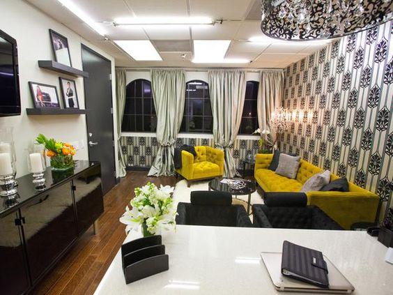 Stanley and Rachel's Office