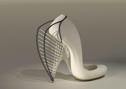Marla Marchant— MA Fashion Footwear London College of Fashion
