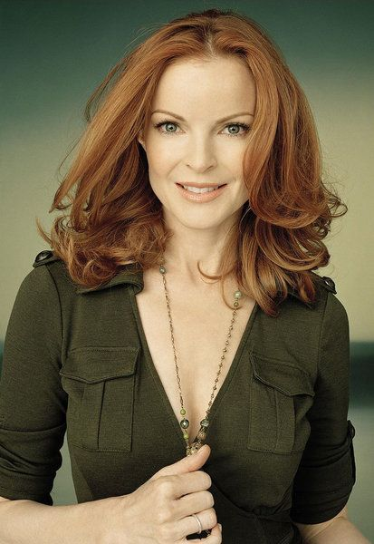 Marcia Cross - desperate housewives [Aiode Tremaine nee Huntington]
