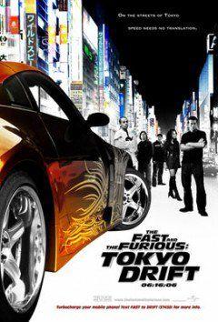 Phim Quá Nhanh Quá Nguy Hiểm 3: Chinh Phục Tokyo