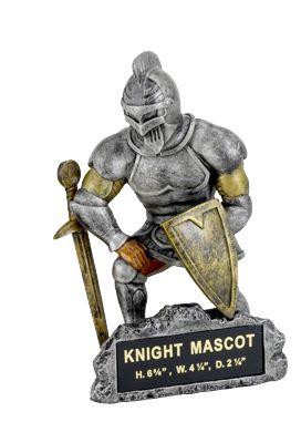 Knight Mascot Award - Corporate Award - Knight Mascot ...