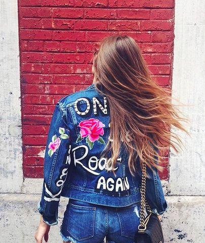 On the Road Again Jacket