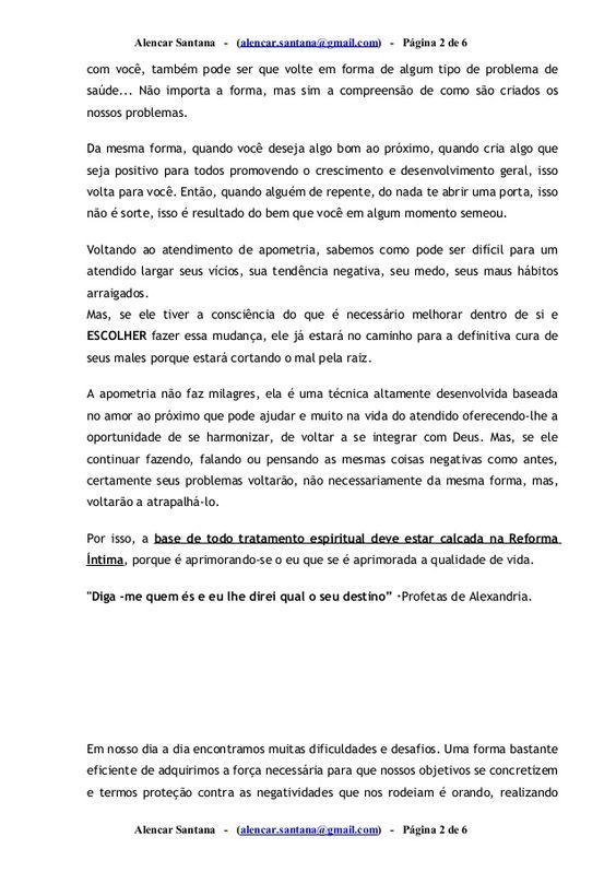 Alencar Santana - (alencar.santana@gmail.com) - Página 2 de 6  com você, também…