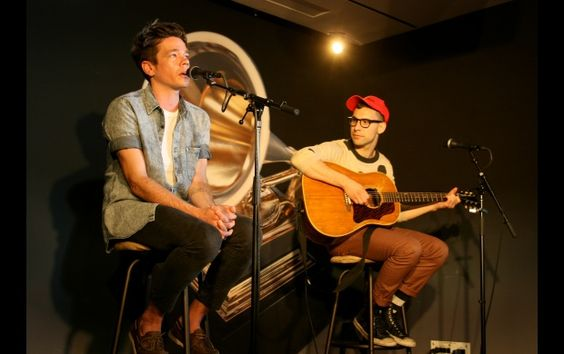 Fun. Visit The Recording Academy | GRAMMY.com