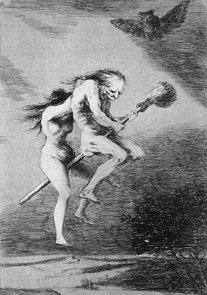 Francisco Goya - Pretty Teacher