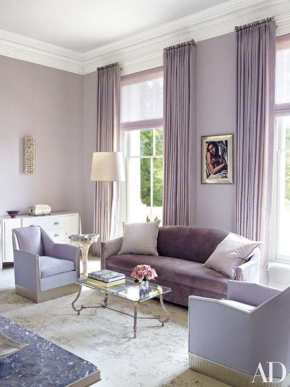 Lavender room More