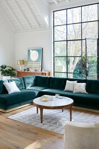 Mua sofa da tphcm xanh lam đầy sáng tạo đỉnh cao