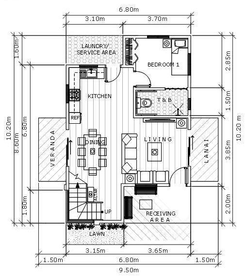 Modern 19 House Designer And Builder 2 Storey House Design House Architecture Design Duplex Plans