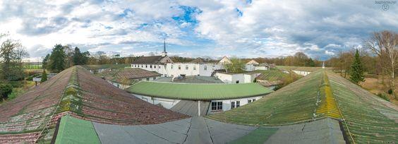 Verlassenes RAF Hospital / abandoned hospital of the Royal Air Force in Germany.  Mehr / more: http://www.sagtmirnix.net/Blog/lost-place-verlassenes-raf-hospital-in-nrw-urban-exoloration