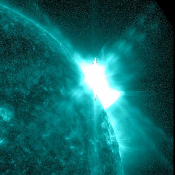 Profiled Blast - 131 Angstrom light