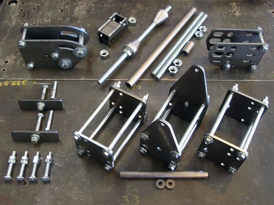 Chop Source Frame Jig Kits And Neck Centering Cones