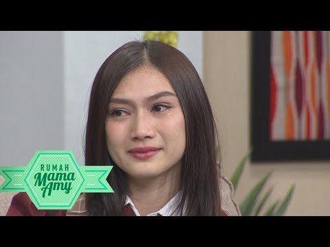 Sambil Berlinang Air Mata Melody Menyampaikan Pesan Untuk Personil Jkt48 Rumah Mama Amy 15 11 Youtube Mata Pesan Air