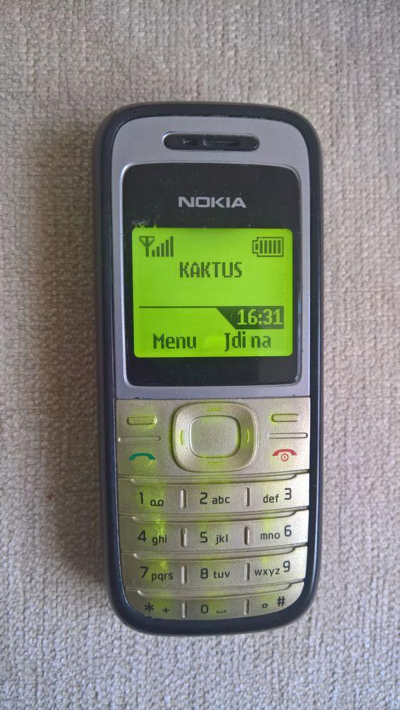 Nokia 1200 Moviles Antiguos Teléfono Retro Retro