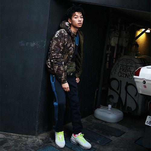 Street Style. Tokyo. Via DropTokyo.com  menswear mnswr mens style mens fashion fashion style streetstyle