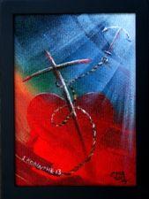 Geloof hoop en liefde schilderij google zoeken idee n voor het huis pinterest zoeken - Geloof peinture ...