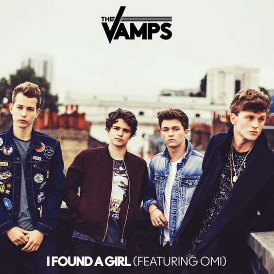 The Vamps, OMI – I Found a Girl acapella