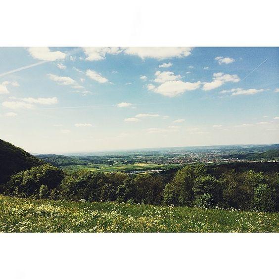 Wunderschöne Aussicht bei Kuchalb, Donzdorf