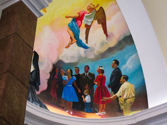 Iglesia San Pedro | FULL POST: http://caracasshots.blogspot.com/2013/04/little-vatican-iglesia-san-pedro.html | #Caracas