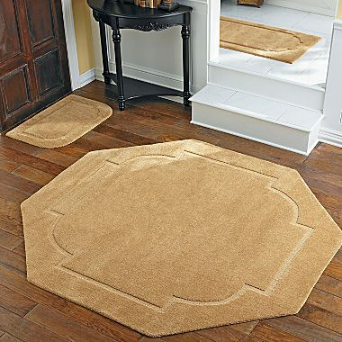 Imperial Washable Octagon Rug   Jcpenney