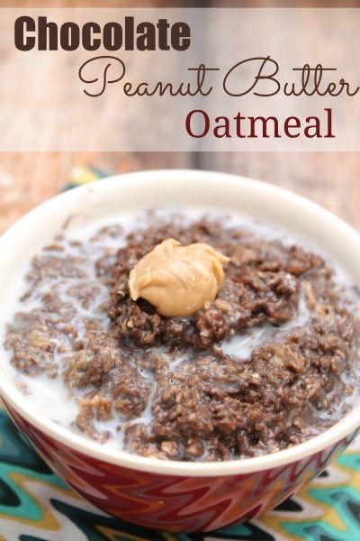 ... | Recipe | Almond milk, Peanut butter oatmeal and Almond butter