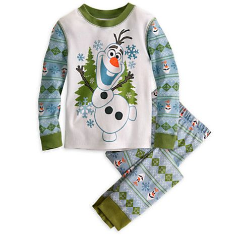 Olaf PJ Pal for Boys - Frozen