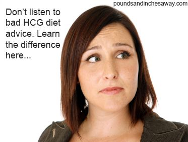 Don't listen to everything you here and everything you read about the HCG Diet... get the facts HERE! www.poundsandinchesaway.com