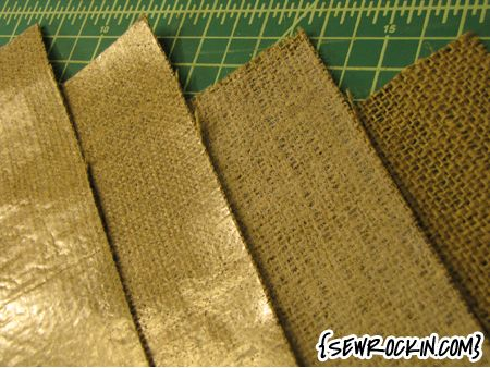 How to Print on Burlap. (Do not use a laser printer use an ink jet ...