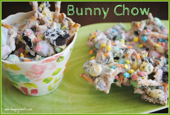 Bunny Chow (From Shugarysweets)- easy and delish
