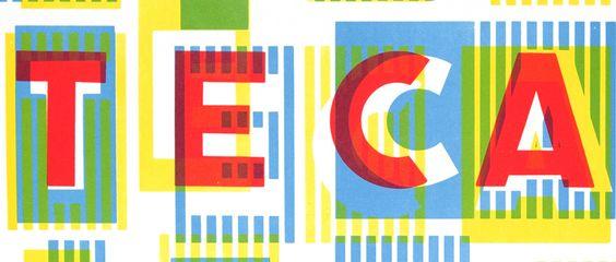 Ian Gabb: Tipoteca Poster