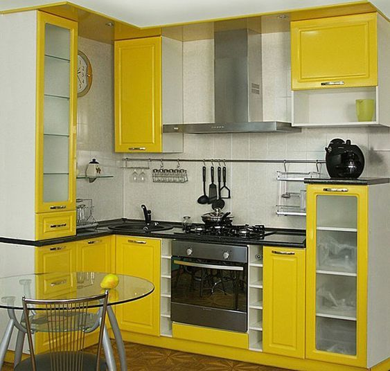 These Small Kitchens Have Major Style That You Re Sure To Love Kitchen Design Small Tiny House Kitchen Kitchen Design