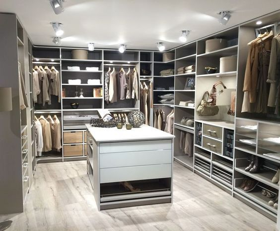 14 Walk In Closet Designs For Luxury Homes Decoration Interieure