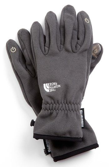 The North Face 'E-Tip Windstopper™' Gloves (Men) (Save Now through 12/9) available at #Nordstrom