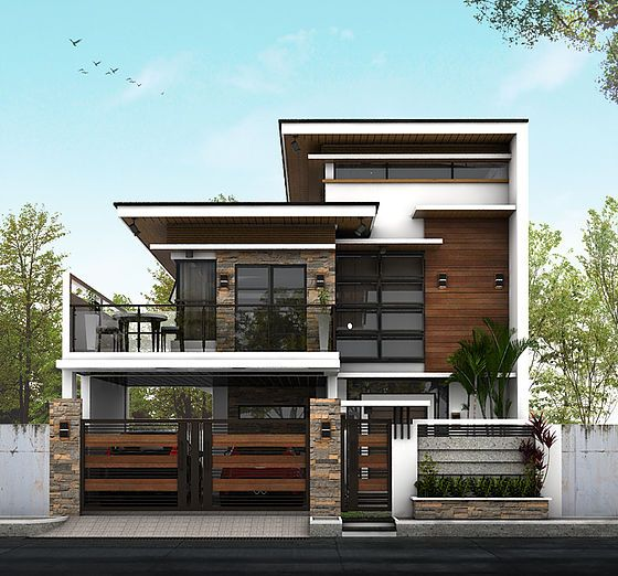 Redmaster Philippines Best Modern House Design Modern Small House Design Small House Elevation Design