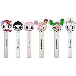Tokidoki rollerball collection - I wish these came in a set for purchase but I suppose that this way it is easier to try all of the fragrances individually and pick which fragrances I like best.