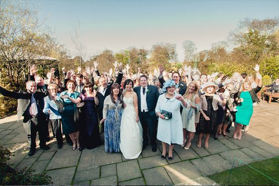 Gina Blacker & Neil Thomson's wedding at The Old Inn Crawfordsburn