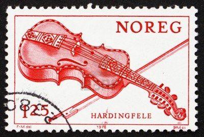 Noruega, violín noruego, 1978