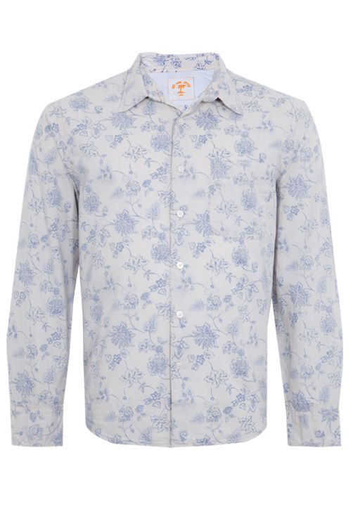 Camisa AD Life Style AD Life Style Porto Seguro Floral - Compre Agora | Dafiti