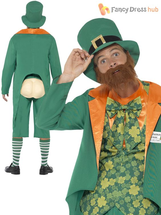 Adult-Mens-Funny-Leprechaun-Fancy-Dress-Costume-St-Patricks-Day-Irish-Stag-Do  http://www.ebay.co.uk/itm/Adult-Mens-Funny-Leprechaun-Fancy-Dress-Costume-St-Patricks-Day-Irish-Stag-Do-/400870787708