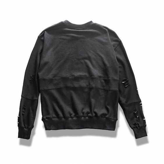 Yezzy Destroyed Sweater