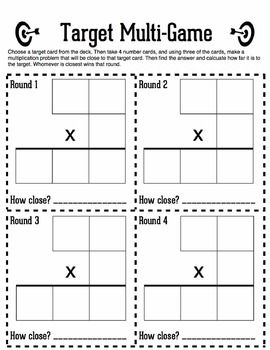 Number Names Worksheets : 2 x 1 digit multiplication ~ Free ...