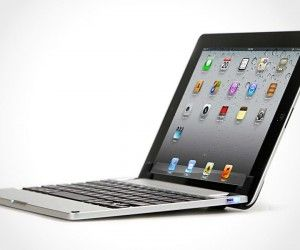Wireless keyboard for the iPad