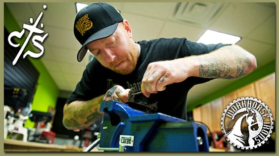 tattoo machines, Chris Smith shaders, Chris Smith liners, Chris Smith custom tattoo machines from Workhorse Irons