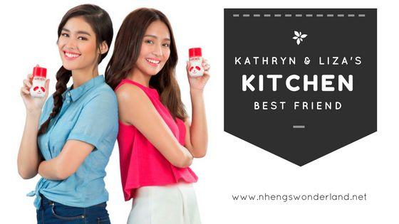 Kathryn and Liza's Kitchen Best friend